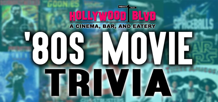 [RECAP] '80s Trivia Wars: Return of the Trivia