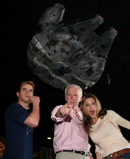 Famed British character actor Jeremy Bulloch