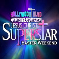 CELEBRITY GUESTS: JESUS CHRIST SUPERSTAR