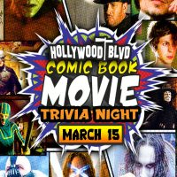 Comic Book Movie Trivia